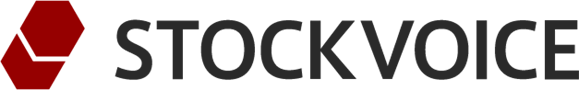 Logo stockvoice